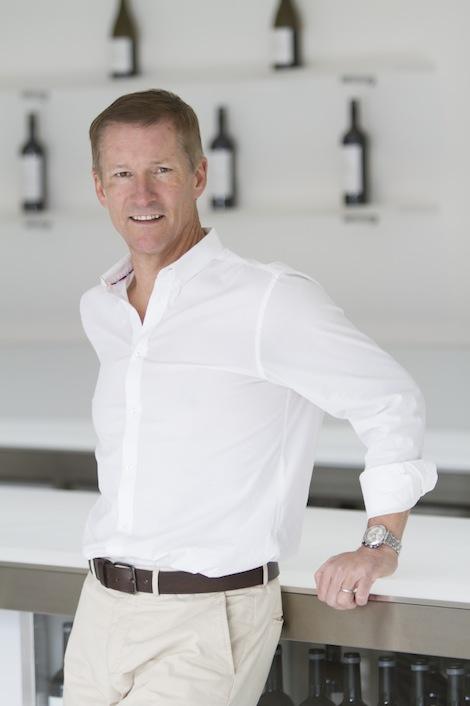 Vancouver businessman John Skinner is proprietor of Painted Rock Estate Winery Ltd., in Penticton, British Columbia.