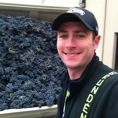 Marcus Rafanelli is a Washington state winemaker who is heading to Australia and Germany to make wine.