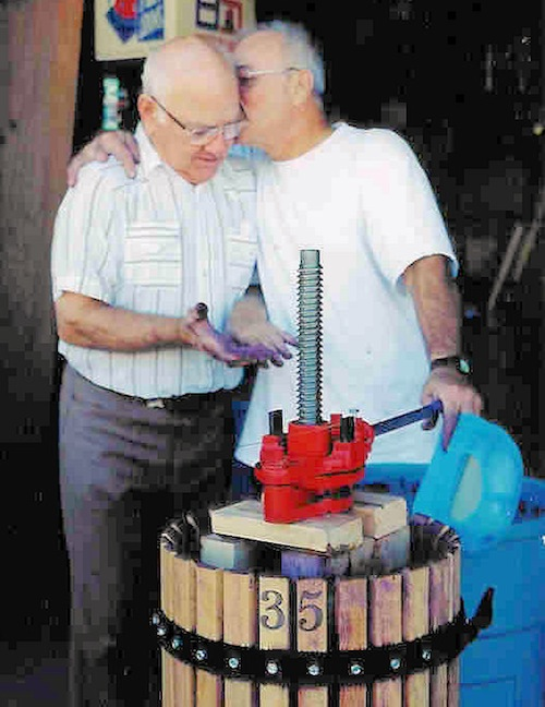 Jim Mitchell, owner of Miceli Vineyards and Winery in Nampa, Idaho, passed away.