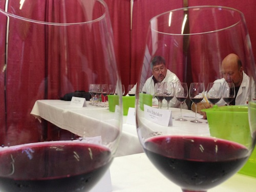 The San Francisco Chronicle Wine Competition draws more than 5,500 wines from throughout the United States. It is held in Cloverdale, California.