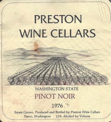 preston_wine_cellars_1976_pinot_noir_washington