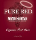 pure red featured 120x134 - Washington's Badger Mountain Vineyard meets demand by releasing 2013 red, white wines