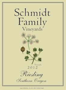 schmidt-family-vineyard-riesling-2012-label