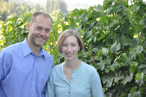 Alex Sokol Blosser is head winemaker for Sokol Blosser Winery. His sister, Alison, runs sales and marketing.