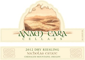 anam-cara-cellars-nicholas-estate-dry-riesling-2012