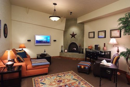 Desert Wind Winery in Prosser, Wash., offers guest rooms above the tasting room and restaurant.