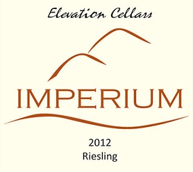 elevation-cellars-imperium-riesling-2012-label