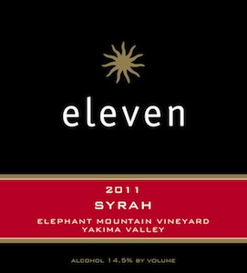 eleven-winery-elephant-mountain-vineyard-syrah-2011-label