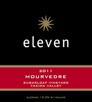 eleven-winery-mourvedre-sugarloaf-vineyard-2011-label