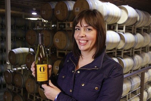 Katie Nelson of O Wines in Washington state will work harvest this spring in New Zealand.