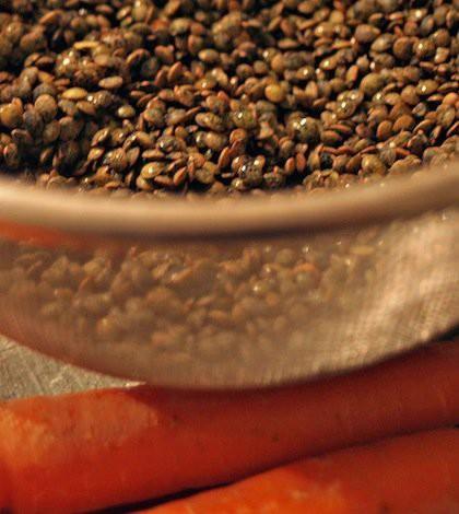 lentils carrots feature 420x470 - Carrot-Lentil Casserole