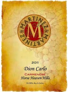martinez-and-martinez-dion-carlo-carmenere-2011-label