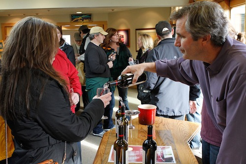 Savor Cannon Beach is the first full week in March.
