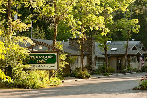 Steamboat Inn in Oregon