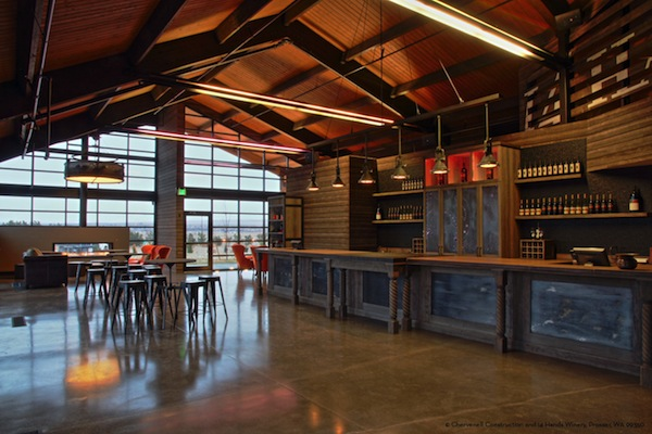 The public grand opening for 14 Hands Winery and its tasting room is set for Saturday, April 12, 2014 in Prosser, Wash.