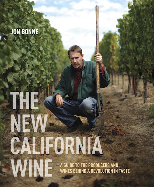 Jon Bonne San Franciscon Chronicle New California Wine