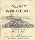 Preston Wine Cellars 1976 Pinot Noir Washington featured 120x134 - Great Northwest Wine Time Machine Project: Preston Wine Cellars 1976 Pinot Noir