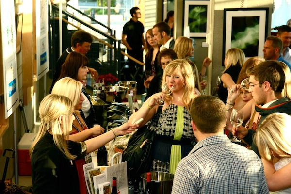 The two-day WestJet Wine Tasting in Kelowna gathers more than 60 wineries and 750 wine lovers during the Spring Okanagan Wine Festival.