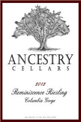 ancestry-cellars-renaissance-riesling-2012-label