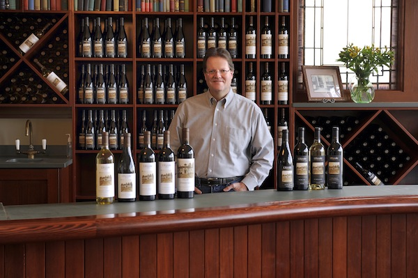 L'Ecole No. 41 winemaker Marty Clubb won two gold medals at the 30th annual Dallas Morning News/TEXSOMM International Wine Competition. Clubb graduated from Texas A&M with a degree in chemical engineering.