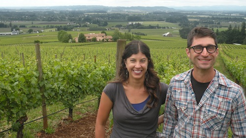 Stoller Family Estate is in Dayton, Oregon, in the Dundee Hills.