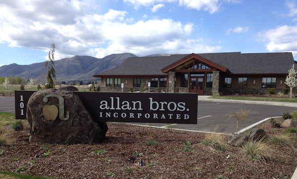 Allan Brothers Inc., in Naches, Wash., recently agreed to purchase Sagemoor Farms and its historic Columbia Valley vineyards.