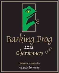 Barking Frog 2009 Barbera