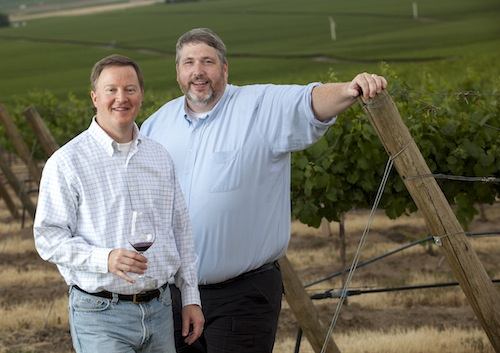 Eric Degerman and Andy Perdue run Great Northwest Wine and the Great Northwest Winecast, a weekly podcast.