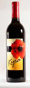 kyra-wines-2010-sangiovese-bottle