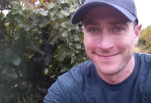 Marcus Rafanelli is a Washington winemaker working in Australia.