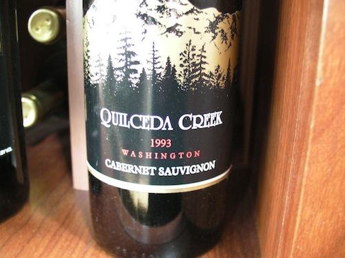 Quilceda Creek Vintners is in Snohomish, Wash.