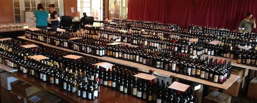 The Great Northwest Wine Competition took place in Hood River, Oregon, at the Columbia Gorge Hotel.