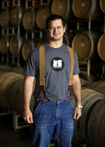 Ryan Harms, owner and founding winemaker of Union Wine Co., in Tualitin, Ore., made a change to his winemaking team.