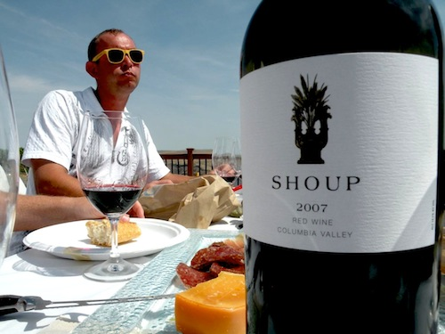 Shoup is a new label for Long Shadows Vintners in Walla Walla, Washington.