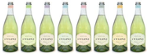 Ponzi Vineyards has released Cugini, a non-alcoholic sparkling Gewürztraminer grape juice.