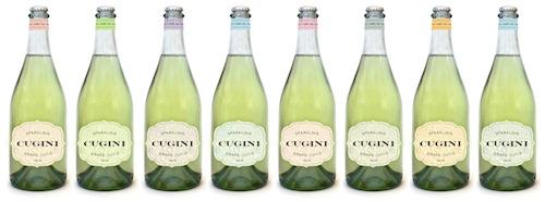 Ponzi Vineyards has released Cugini, a non-alcoholic sparkling Gewürztraminer grape juice.