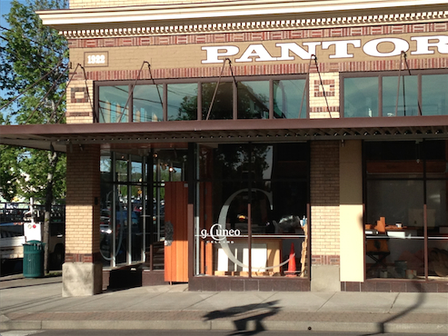 Gino Cuneo Cellars is set to open its new tasting room May 2, 2014, in downtown Walla Walla, Wash.