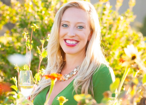 Jessica Altieri is the host of Wine Channel TV