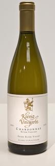 koenig-vineyards-bitner-vineyard-chardonnay-2012-bottle