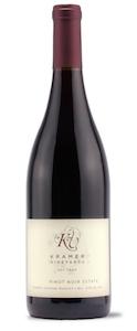 kramer-vineyards-estate-pinot-noir-bottle