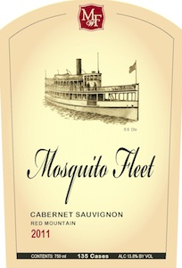 mosquito-fleet-winery-cabernet-sauvignon-2011-label