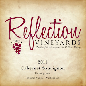 reflection-vineyards-cabernet-sauvignon-2011-label