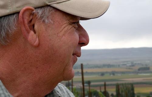 Ron Bitner, owner of Bitner Vineyards, said spring is looking good in Idaho wine country.