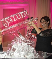 Emily Bachand ¡Salud! Auction feature