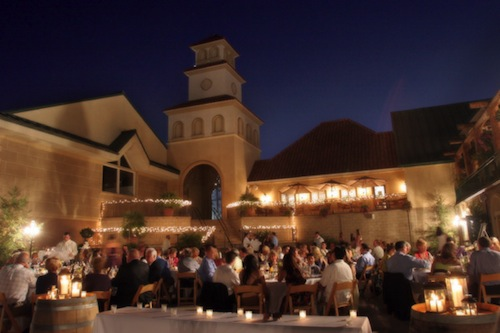 Riverside International Wine Competition was held at South Coast Winery in Temecula, California.