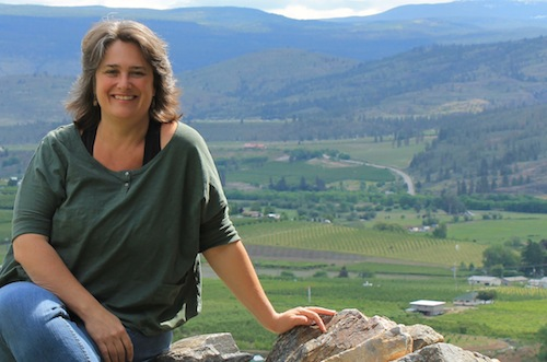 Sandra Oldfield is the founding winemaker for Tinhorn Creek Vineyards in Oliver, British Columbia.