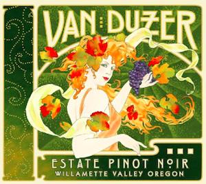 van-duzer-vineyards-estate-pinot-noir-label