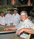 Anthony's Restaurants founder Budd Gould will be launch his first Budd's Broiler steakhouse next year, a short walk from his Anthony's at Columbia Point restaurant in Richland, Wash.