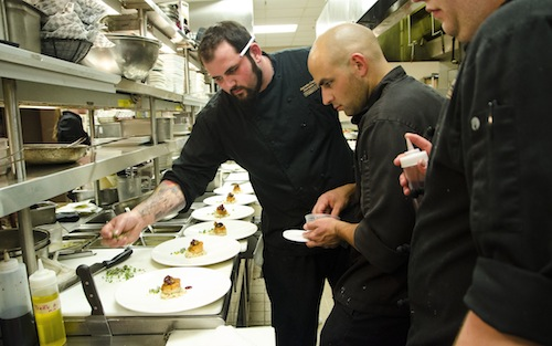 Chef Antonio Campolio is overseeing Made in Walla Walla, a new event.