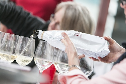 The Decanter World Wine Awards is conducted by Decanter magazine.
